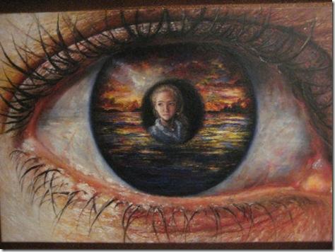 Akiane Kramarik: Infinite-Eye