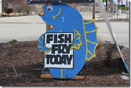 Fish Fry Sign 2