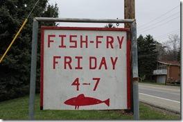 Fish Fry Sign 3