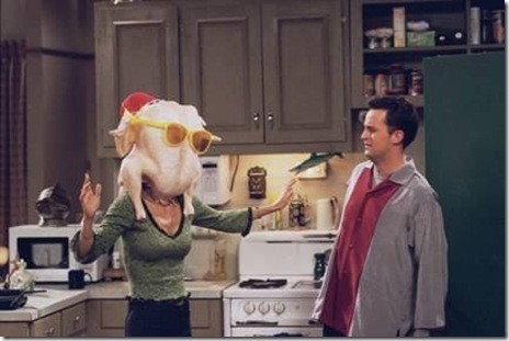 Turkey on Head