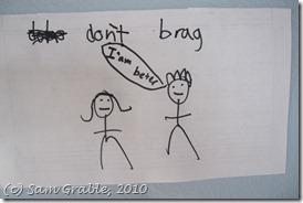 Don't Brag