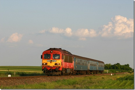 Train © A. Vörös dreamstime.com